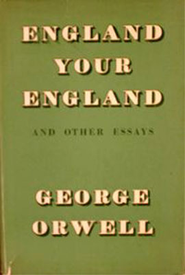 a literary analysis of george orwells work politics and the english language Politics and the english language, by george orwell is an essay which argues the kind of writing used in politics and modern english analysis of an analysis.