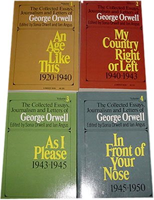 george orwell essay england George orwell's moving reflections on the english character and his passionate belief in the need for political change the lion and the unicorn was written in london during the worst period of the blitz.